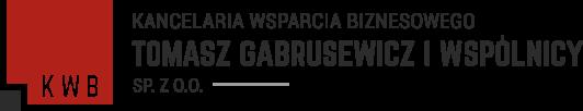 Kancelaria Wsparcia Biznesowego Tomasz Gabrusewicz i Wspólnicy Sp. z o.o.